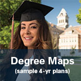 Image link to a list of degree maps (sample 4-year plans)