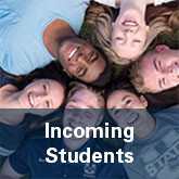 Image link to information for incoming students