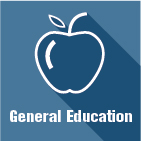 General Education icon linking to general education requirements