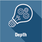Depth icon linking to information on USU Depth requirements